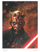 "Darth Maul ""Firestorm"""