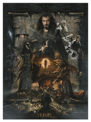 The Hobbit: The Desolation of Smaug PAPER GICLEE