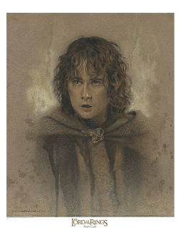 Pippin Took Antique Art Print