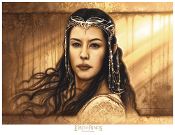Arwen Evenstar antique