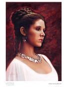 "Princess Leia ""Tears for Alderaan"""