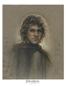 Merry Brandybuck Antique Art Print