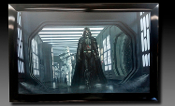 STAR WARS - ORIGINAL PAINTING DARTH VADER