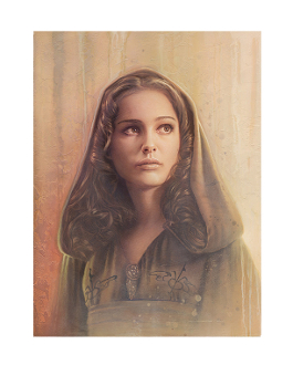 PADME ARTIST PROOF GICLEE - TIMELESS SERIES