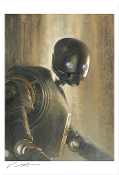 K2 ARTIST PROOF GICLEE - TIMELESS SERIES