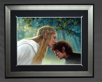 Galadriel's Blessing FRAMED Giclee