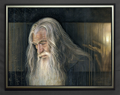 Gandalf FRAMED Giclee