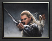 Legolas Greenleaf-FRAMED
