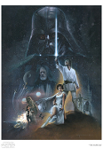 "Star Wars : SWCC-""THE HOPEFUL"" ARTIST PROOF PAPER GICLEE"